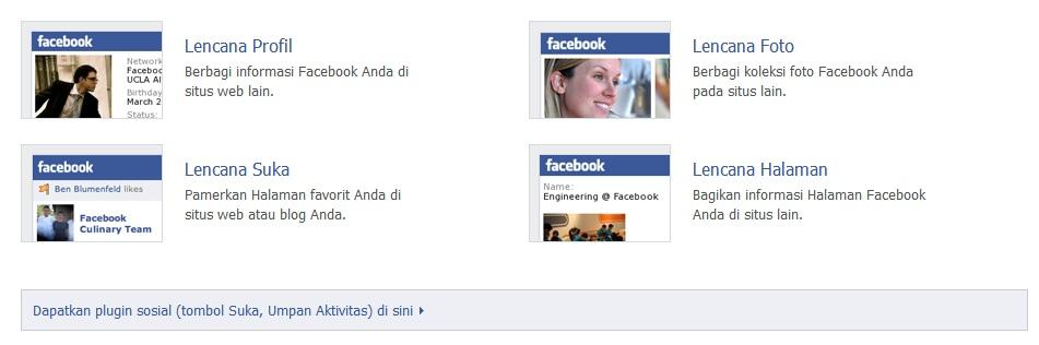 how to create a facebook profile badge