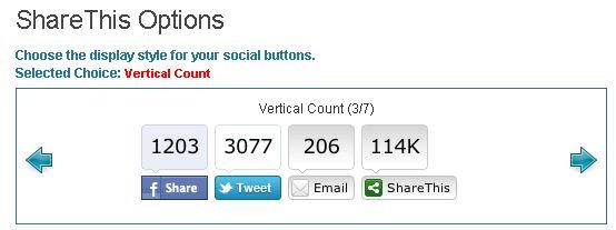 Cara Mudah Menambahkan Plugin Button Share This di Blog WordPress